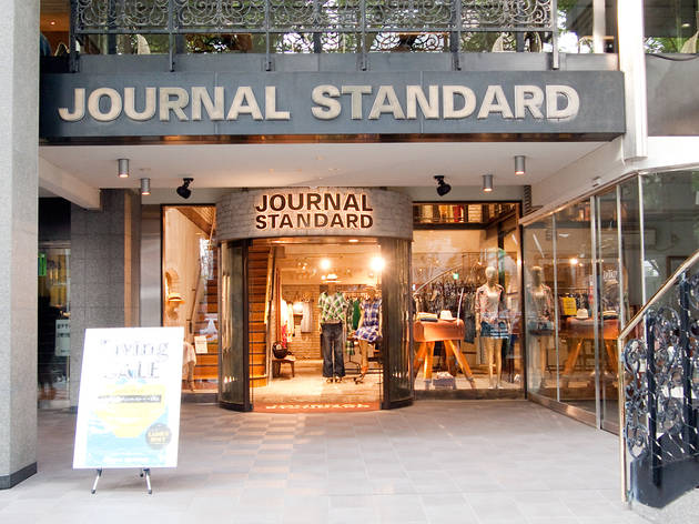 JOURNAL STANDARD 表参道店
