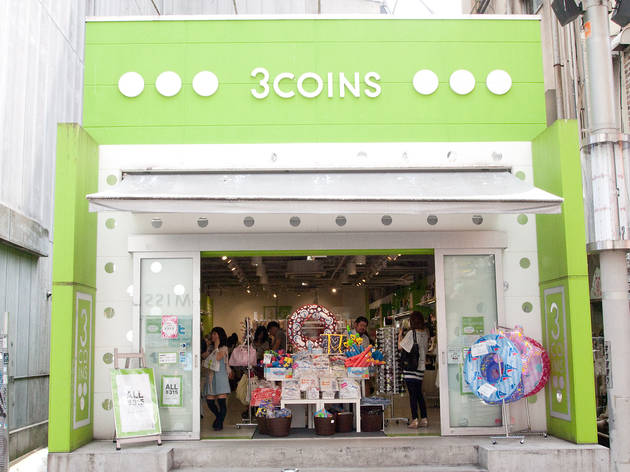 3COINS 渋谷店