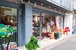 SHOP DETAIL TOKYO