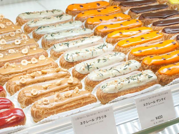 Pâtisserie Sadaharu Aoki Paris Shibuya ShinQs