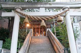 Juban Inari Shrine
