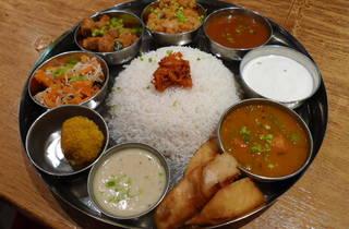 南インドティファン&レストラン ムット