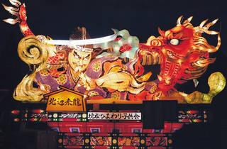 第13回 中延ねぶた祭り(2012)