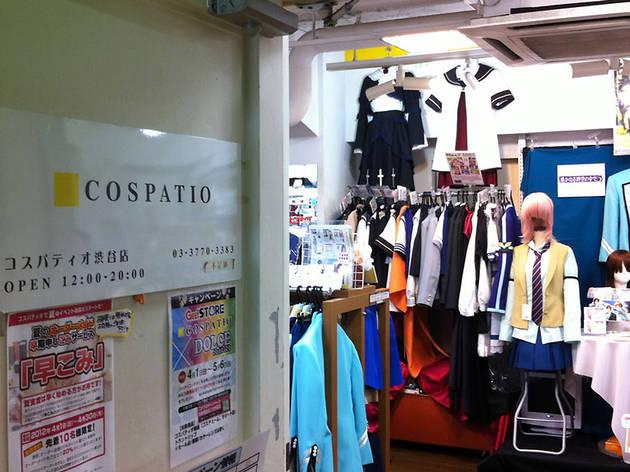 COSPATIO 渋谷本店