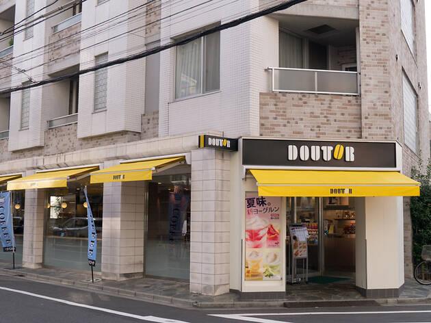 ドトールコーヒーショップ 千駄ヶ谷1丁目店