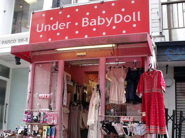 Under BabyDoll