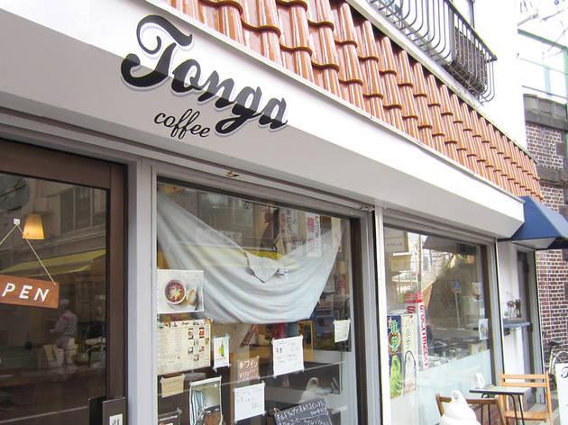 トンガコーヒー