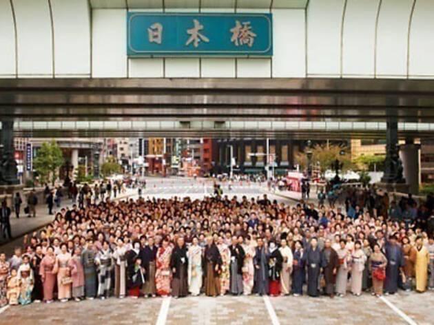 TOKYO KIMONO WEEK 2012 ~きもの・和・日本橋~