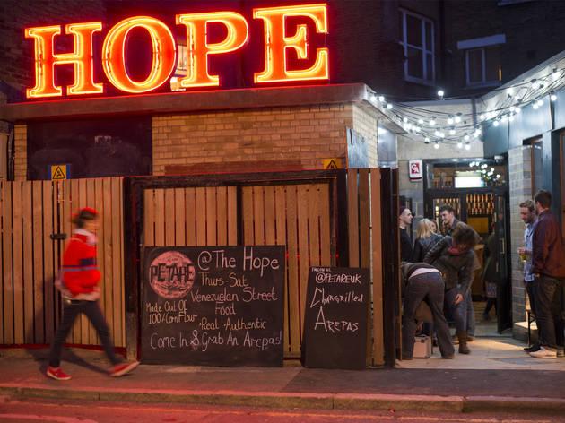 Peckham Hope (© Jamie Lau)
