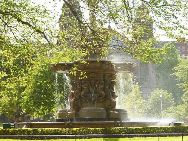Princes Street Gardens West