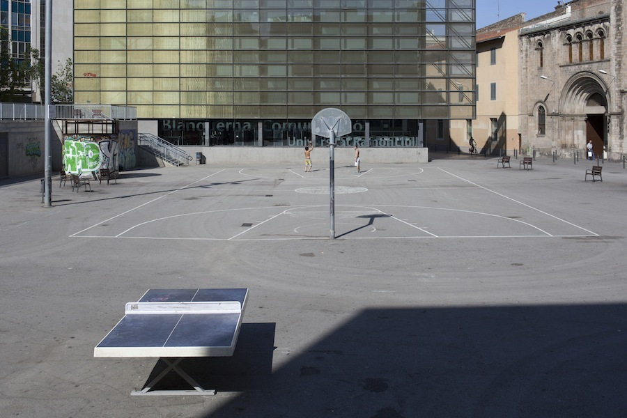 Pista de bàsquet Valldonzella