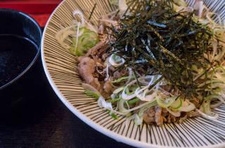 【閉店】つけ蕎麦 たったん 渋谷並木橋本店
