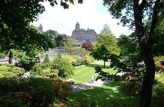 Princes Street Gardens East