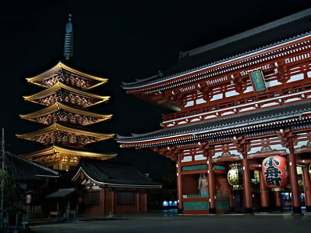 夜の浅草キャンペーン