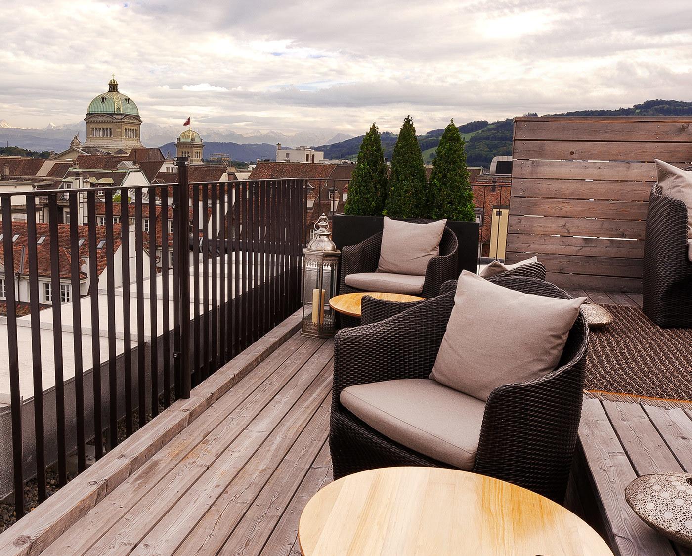 Sky Terrace • Bern