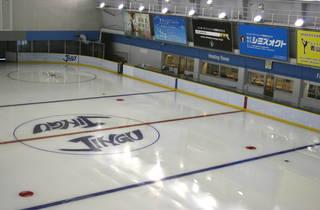 Meiji Jingu Ice Skating Rink