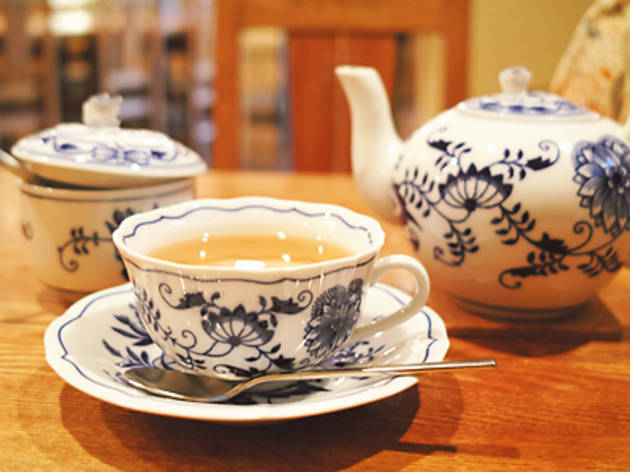 紅茶専門店 モヒーニ