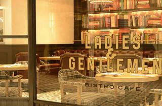 BISTRO CAFE LADIES & GENTLEMEN
