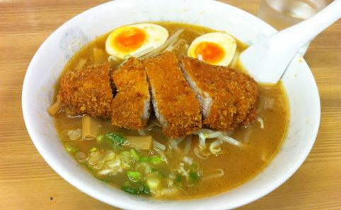 [CLOSED] Ramen Yamada: 'Tonkatsu ramen'