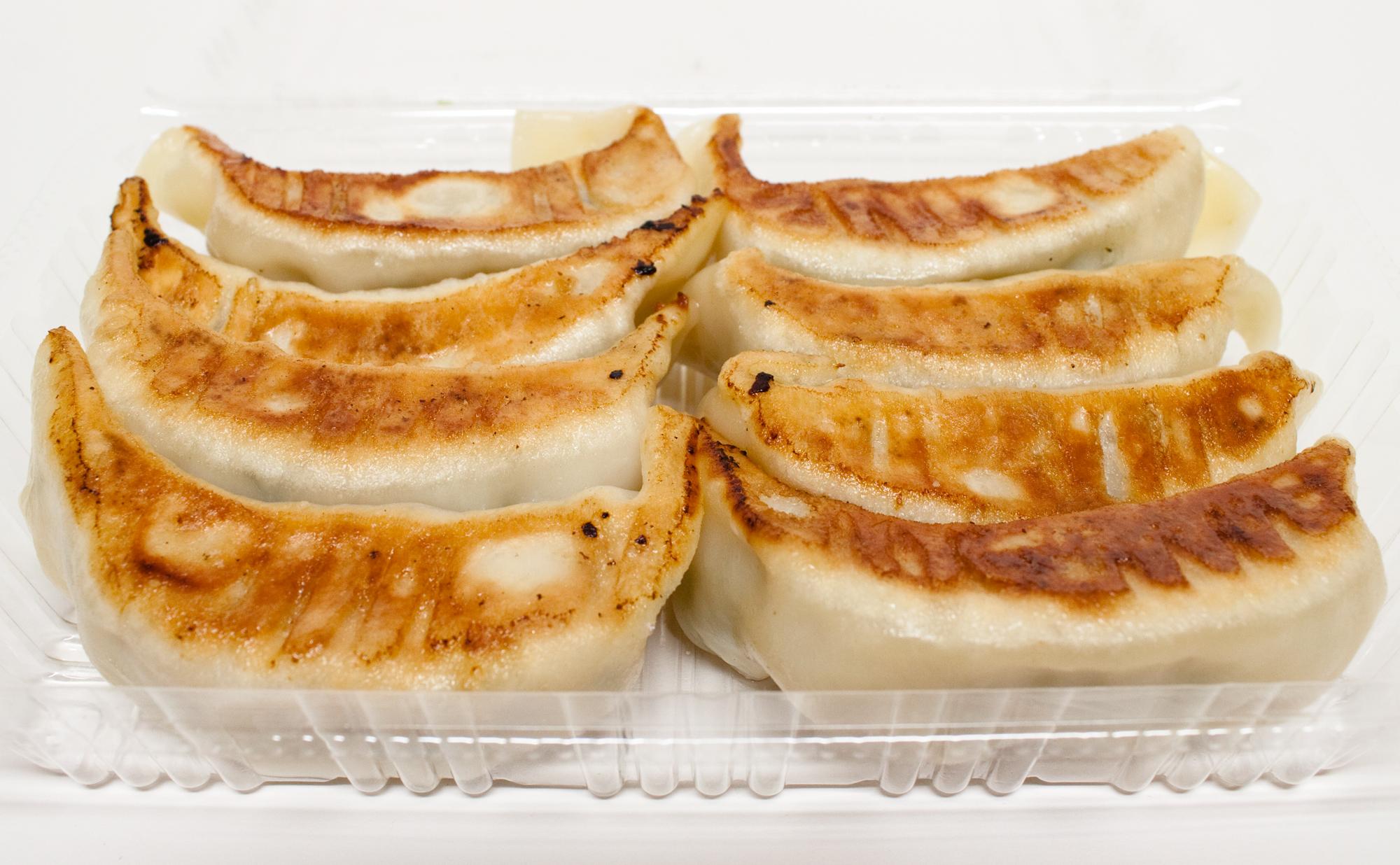 焼き餃子(8個) 350円