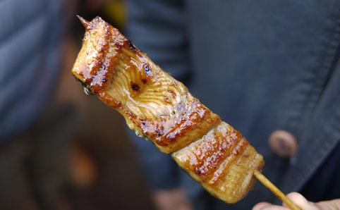 Tsukiji Eel Eatery – Nisshin Tasuke