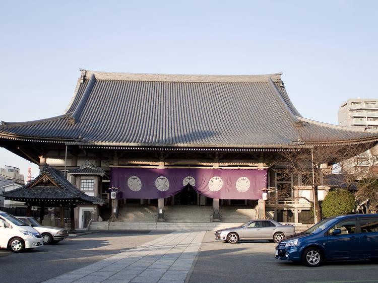 Honzan Higashi Honganji Temple