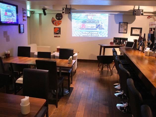 football lounge