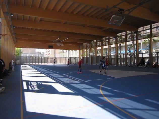 Centre Esportiu Municipal Frontó Colom