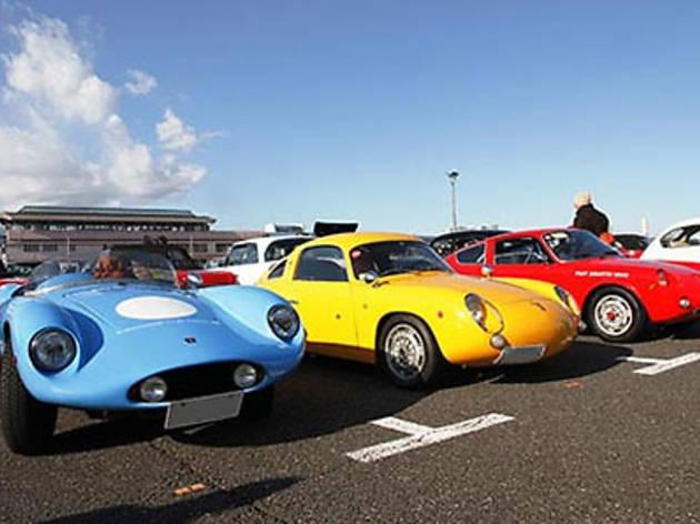 日本クラシックカー協会 2013 ニューイヤーミーティング