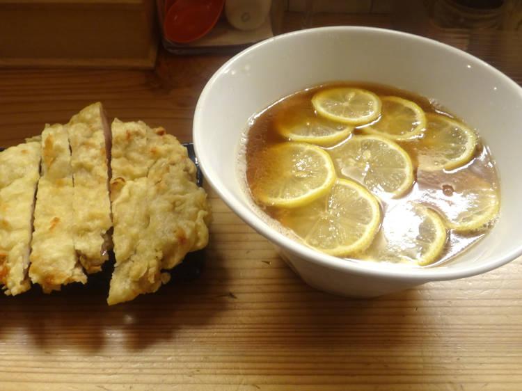 Discover the lemon magic at Rinsuzu Shokudo