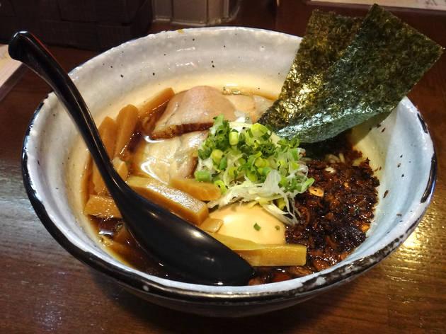 麺場MILE STONE