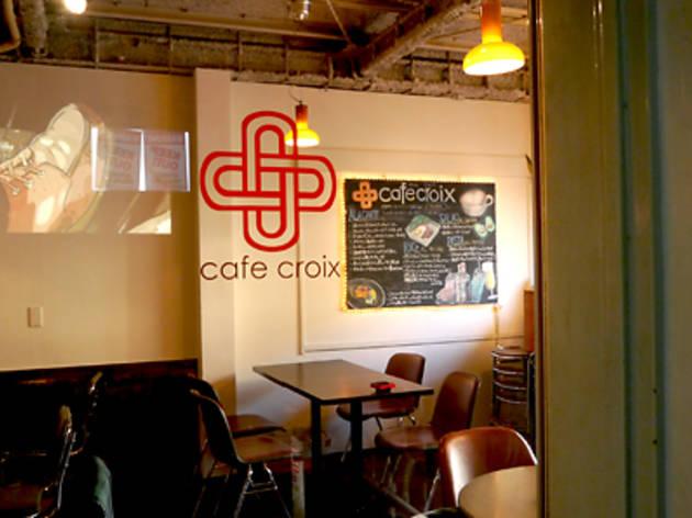 cafe croix