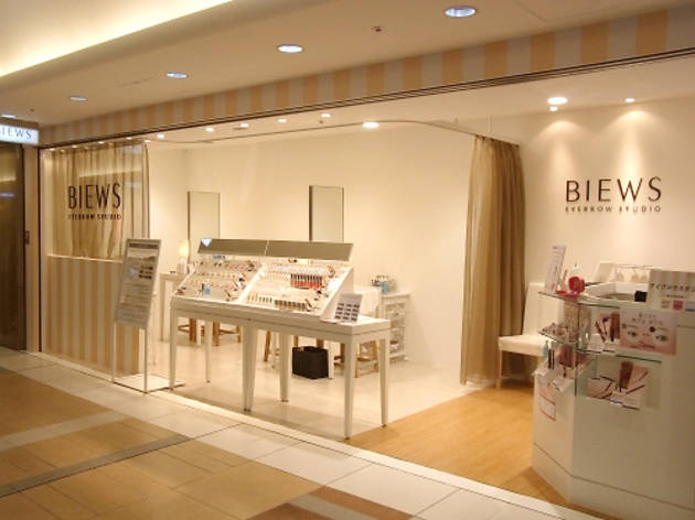 BIEWS EYEBROW STUDIO 八重洲地下店
