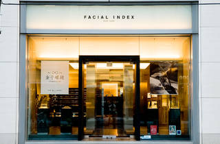 FACIAL INDEX NEW YORK 東京店