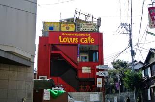 屋上屋台 Lotus cafe