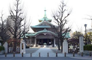 東京都慰霊堂 & 東京都復興記念館