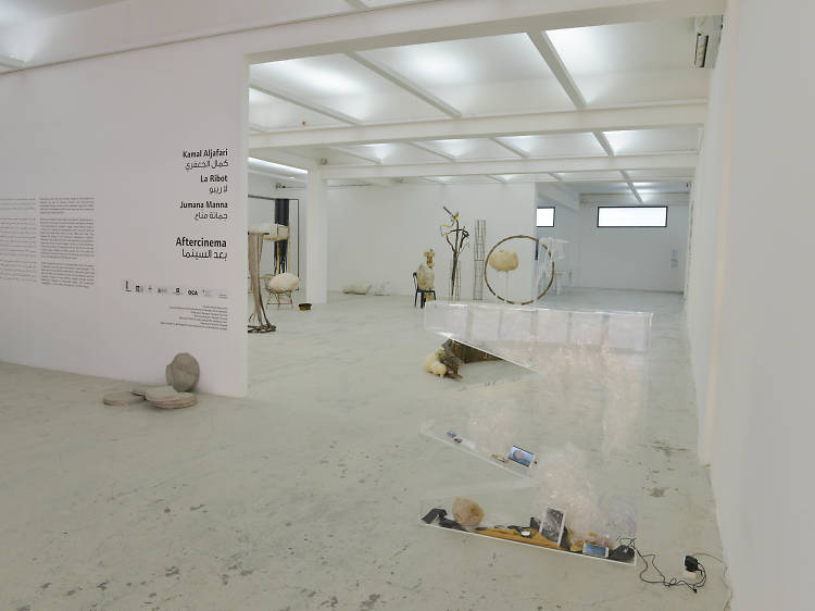 Indulge your inner culture vulture at the Beirut Art Center