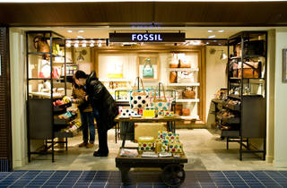 FOSSIL Echika fit 東京店