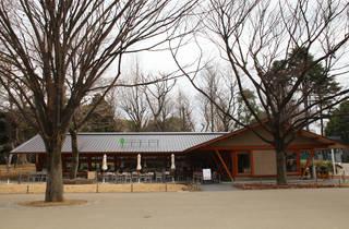 上野の森 PARK SIDE CAFE