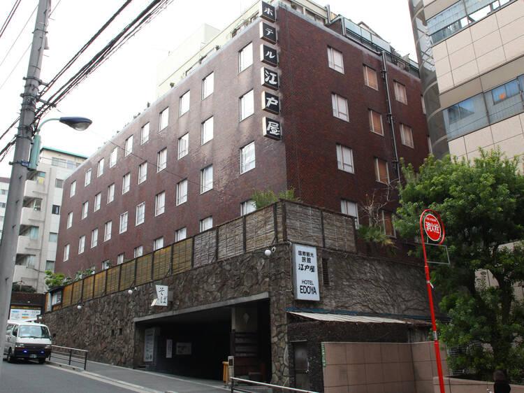 上野 ホテル江戸屋