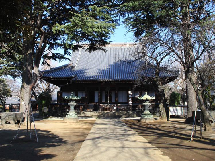Kaneiji Temple