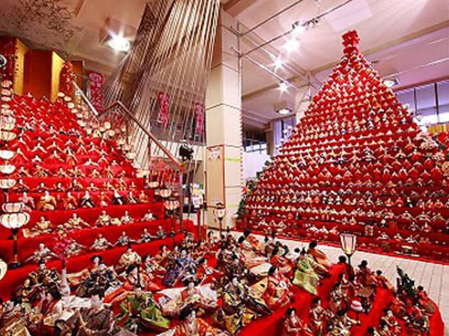 鴻巣びっくりひな祭り 2013