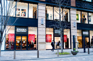 Brooks Brothers 丸の内店