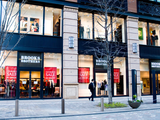 Brooks Brothers 丸の内店
