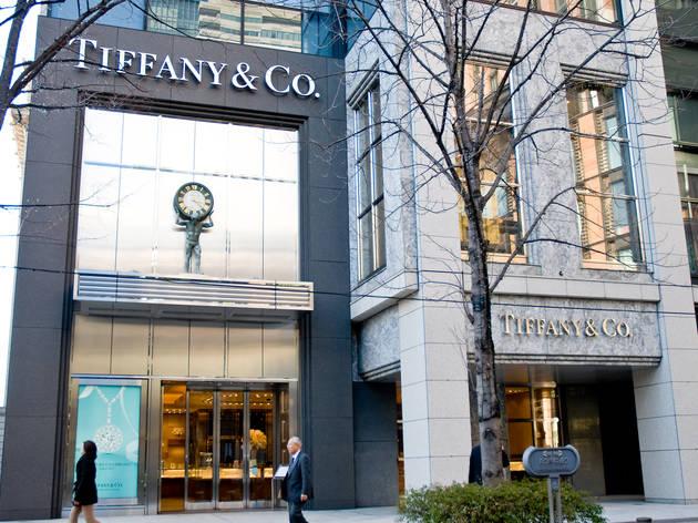 TIFFANY&Co. 丸の内店