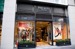 HACKETT LONDON Marunouchi Shop