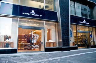 ロイヤル コペンハーゲン 本店