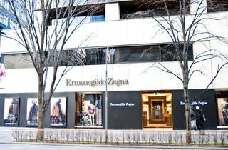Ermenegild Zegna 丸の内店