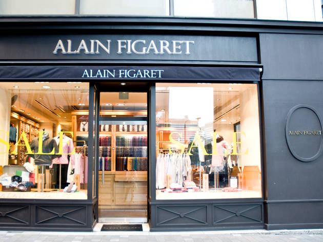ALAIN FIGARET 丸の内本店