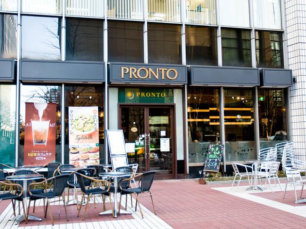 PRONTO 有楽町電気ビル店